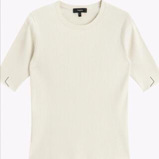 セオリー(theory)のtheory Staple Cotton Crew Neck PO(Tシャツ/カットソー(半袖/袖なし))