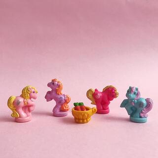ペコクラブ(PECO CLUB)の【レア】My Little Pony マイリトルポニー フィギュアセット(ぬいぐるみ/人形)