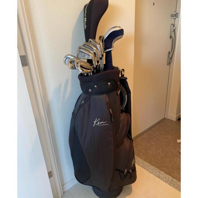 TaylorMade(テーラーメイド)のメンズゴルフセット☆テーラーメード スポーツ/アウトドアのゴルフ(クラブ)の商品写真