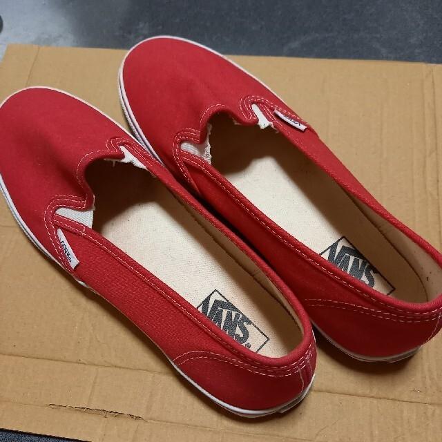 VANS(ヴァンズ)のVANS スリッポンスニーカー レディースの靴/シューズ(スリッポン/モカシン)の商品写真