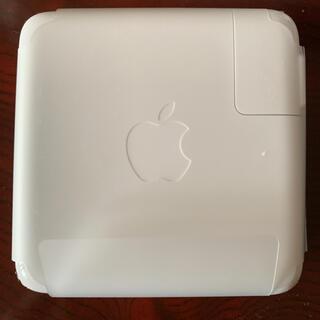 マック(Mac (Apple))のApple純正61w充電アダプター (バッテリー/充電器)