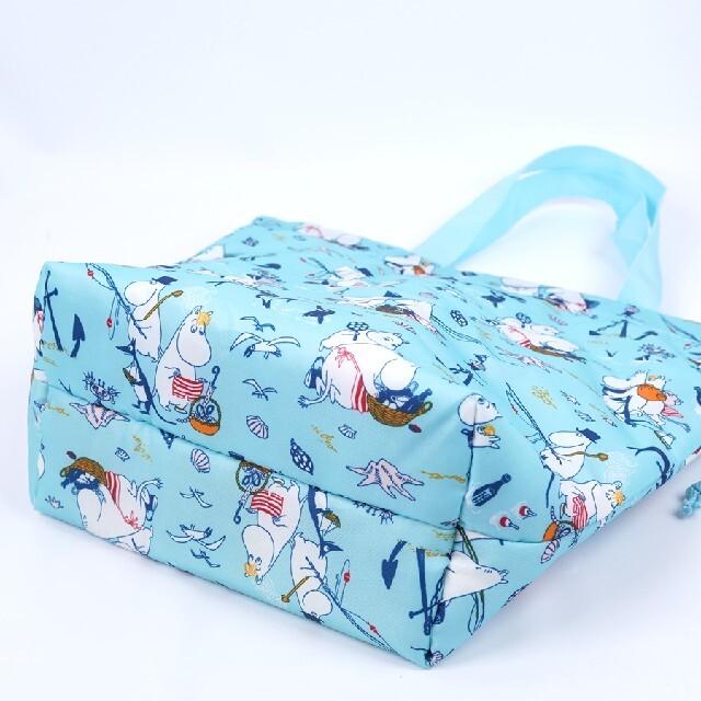 Little Me(リトルミー)のリンネル ムーミン 付録 通常版 保冷バッグ ペットボトルホルダー レディースのバッグ(エコバッグ)の商品写真