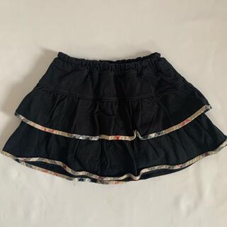 バーバリー(BURBERRY)のBurberry バーバリー 80cm フリルスカート(スカート)