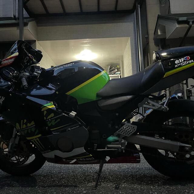 カワサキ(カワサキ)のzx12r 人気のB型 爆速 Kawasaki zx 自動車/バイクのバイク(車体)の商品写真