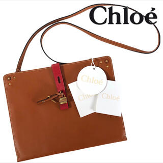 Chloe - ✨新品✨ 鍵付き 完品 Chloe 2way フルレザー ショルダーバッグ