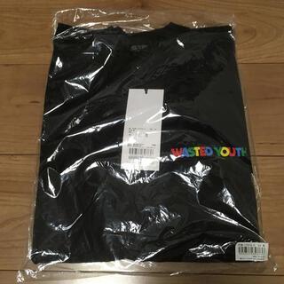 シュプリーム(Supreme)の正規 Mサイズ Wasted Youth x TOKiON POSCA Tシャツ(Tシャツ/カットソー(半袖/袖なし))