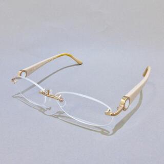 ブルガリ(BVLGARI)のブルガリ メガネ美品  - 2160DH 度入り(サングラス/メガネ)