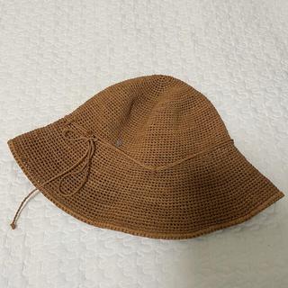 ヘレンカミンスキー(HELEN KAMINSKI)のヘレンカミスキー ラフィアハット(麦わら帽子/ストローハット)