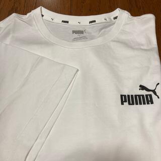 プーマ(PUMA)の新品プーマ:メンズTシャツ(Lサイズ)(Tシャツ/カットソー(半袖/袖なし))
