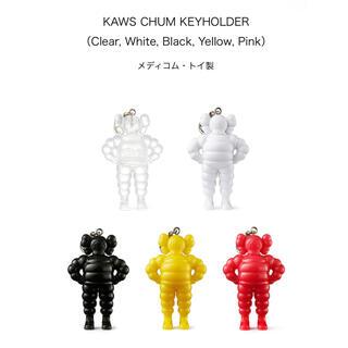 KAWS TOKYO FIRST KAWS CHUM KEYHOLDER 全5種