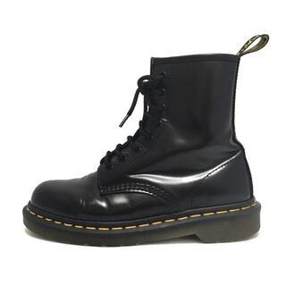 ドクターマーチン(Dr.Martens)のドクターマーチン ショートブーツ EU 37 -(ブーツ)
