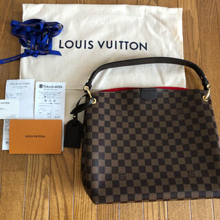 LOUIS VUITTON - ルイヴィトン グレースフル ダミエ PM