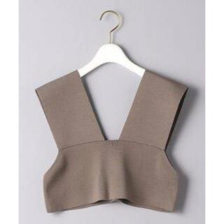 HYKE - 希少 21SS HYKE sweater top    グレー