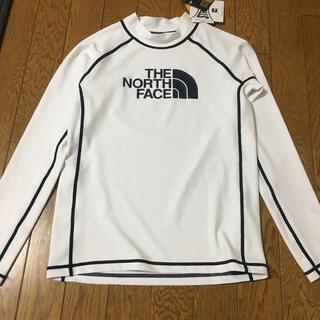 THE NORTH FACE - ノースフェイス  ラッシュガード  150cm