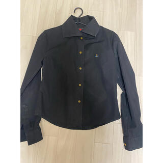 Vivienne Westwood - ヴィヴィアンウエストウッド 黒 シャツ