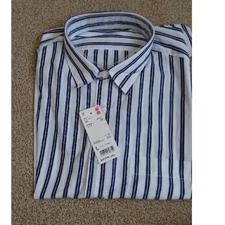 ユニクロ(UNIQLO)のUNIQLO メンズLサイズ 長袖シャツ(シャツ)