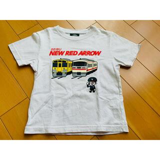 LAUNDRY - ■ランドリー 西武鉄道 コラボ レッドアロー Tシャツ 110cm