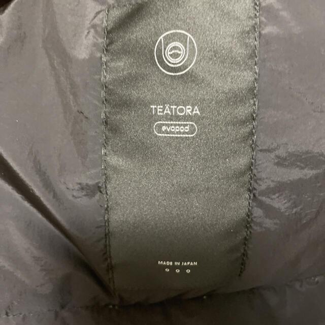 TEATORA Roomkey VEST EVA POD メンズのジャケット/アウター(ダウンジャケット)の商品写真