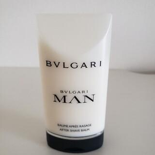 ブルガリ(BVLGARI)の【未使用品】BVLGARI マン アフターシェーブ乳液(香水(男性用))