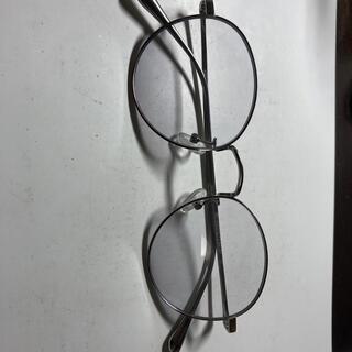 ユニクロ(UNIQLO)のUNIQLO ラウンドメタルサングラス(サングラス/メガネ)
