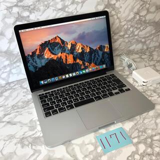 マック(Mac (Apple))のフルカスタムMacBook pro retina 13インチ early2015(ノートPC)