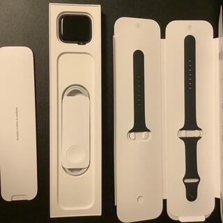 Apple Watch - [送料込]Apple Watch SE 44mm Aluminum