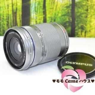 OLYMPUS - オリンパス望遠レンズ☆M.ZUIKO 40-150mm シルバー☆1541-1