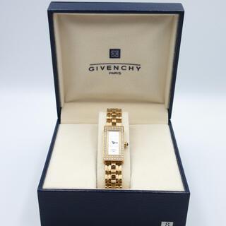 ジバンシィ(GIVENCHY)の【未使用】GIVENCHY 腕時計 装飾 ストーン付き ジバンシー (腕時計)