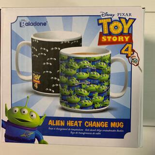 Disney - 日本未発売 トイストーリー エイリアン マグカップ