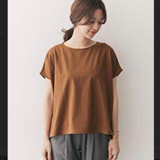 ドアーズ(DOORS / URBAN RESEARCH)のdoors  コットンワイドTシャツ(Tシャツ(半袖/袖なし))