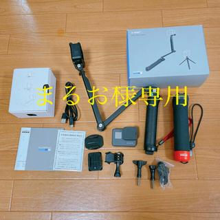 ゴープロ(GoPro)のまるお様専用:GoPro hero5  使用頻度低(コンパクトデジタルカメラ)