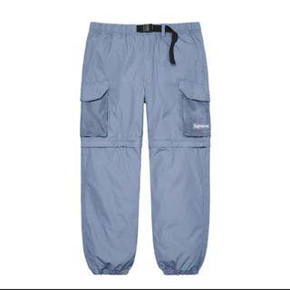 Supreme - Supreme Mesh Pocket Belted Cargo Pant S