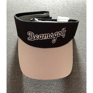 BEAMS - ビームスゴルフ サンバイザー