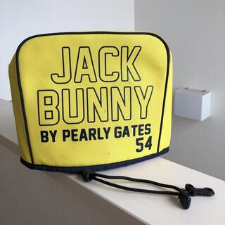 パーリーゲイツ(PEARLY GATES)のジャックバニー JACK BUNNYパーリーゲイツ アイアンカバー ヘッドカバー(その他)