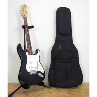 フェンダー(Fender)のFender Mexico Stratocaster ストラトキャスター BK(エレキギター)
