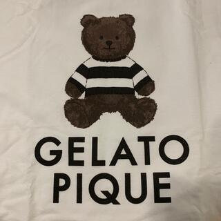 ジェラートピケ(gelato pique)の【新品】ジェラートピケ テディベアTシャツ HOMME(Tシャツ/カットソー(半袖/袖なし))