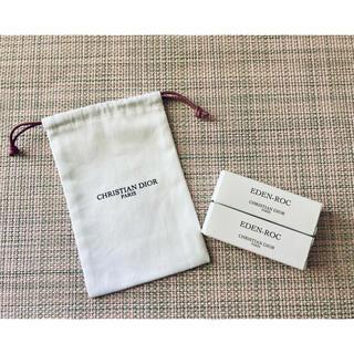 Dior - 【新製品】Dior エデンロックEDEN ROC スプレー ×2本 &ミニ巾着