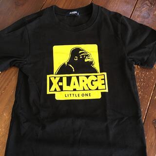 XLARGE - XLARGE キッズ ロゴTシャツ