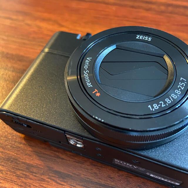 SONY(ソニー)のSONY RX100M3 ソニー カメラ スマホ/家電/カメラのカメラ(コンパクトデジタルカメラ)の商品写真