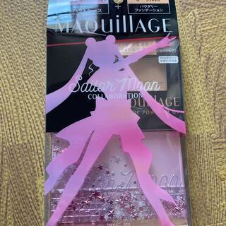 MAQuillAGE - 限定セット マキアージュファンデーション  オークル20 セーラームーン