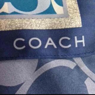 コーチ(COACH)のコーチ スカーフ 新品(バンダナ/スカーフ)
