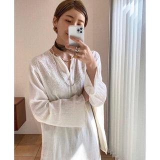 TODAYFUL - todayful Embroidery Gauze Dress トゥデイフル