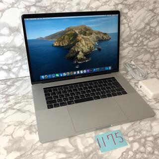 マック(Mac (Apple))の上位モデル MacBook pro 15インチ 2017(ノートPC)