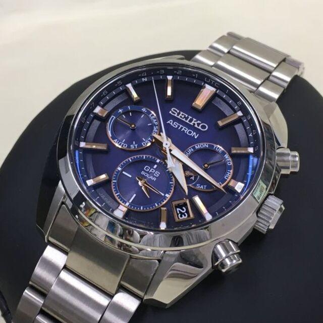 SEIKO(セイコー)のSEIKO ASTRON アストロン SBXC049 デュアルタイム  メンズの時計(金属ベルト)の商品写真