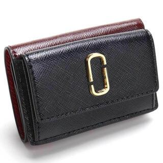マークジェイコブス(MARC JACOBS)の美品 MARC JACOBS 3つ折り財布 箱なし(財布)