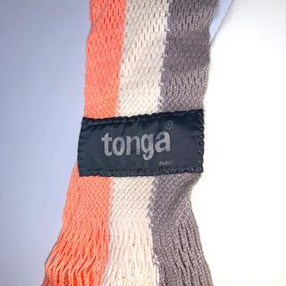 tonga - トンガ S  ブロッサムストライプ