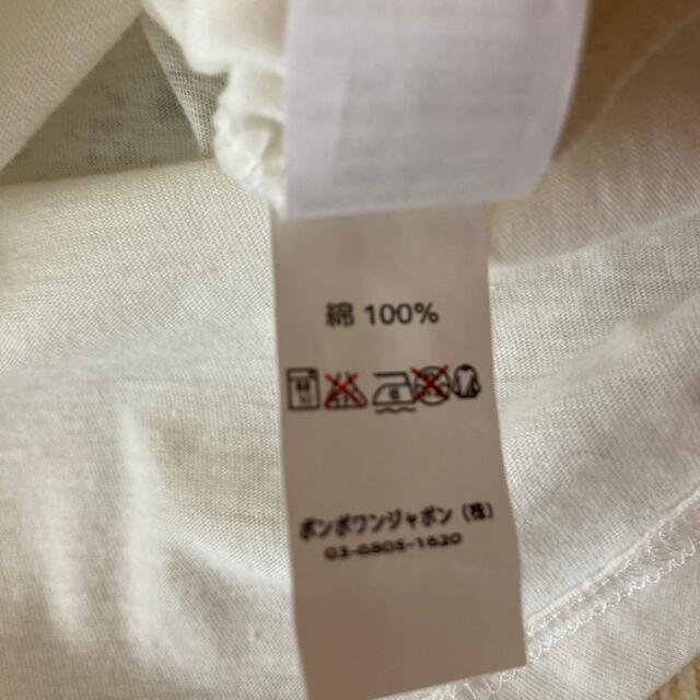 Bonpoint(ボンポワン)のボンポワン  Tシャツ 6a キッズ/ベビー/マタニティのキッズ服女の子用(90cm~)(Tシャツ/カットソー)の商品写真