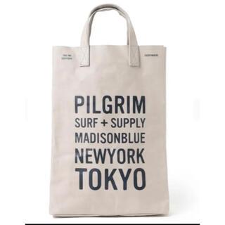 マディソンブルー(MADISONBLUE)の新品 ★MADISONBLUE × Pilgrim Surf+Supply(トートバッグ)