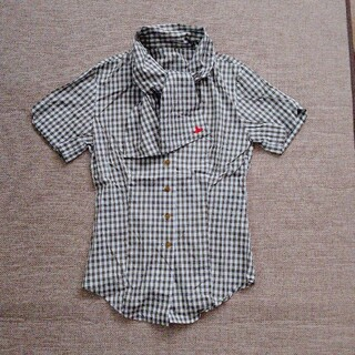 Vivienne Westwood - 最終値下げ!ヴィヴィアン・ウエストウッド  チェック 半袖 シャツ