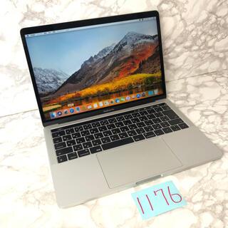 マック(Mac (Apple))のメモリ16GB!MacBook pro 13インチ 2017タッチバーあり(ノートPC)